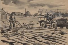 A.A.Battery Walton-on-the-Naze Sept. 1945