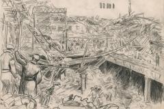 Smithfield Market 10 March 1945